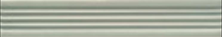 Art Deco tile Reeded Slip 25x152mm Mist