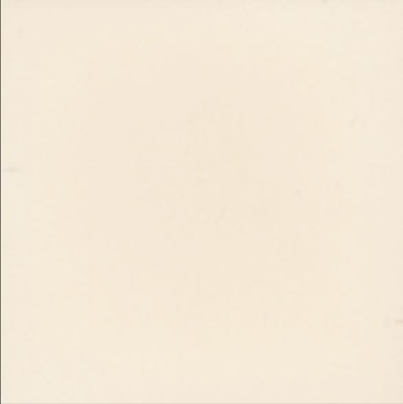 Victorian wall plain field tiles 152x152mm Cream