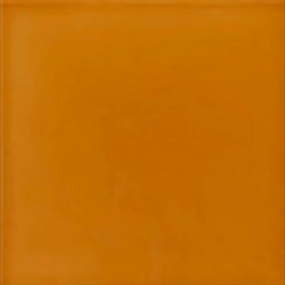 Victorian wall plain field tiles 152x152mm Honey