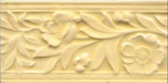 Victorian Wall Claverley Tile 75x152mm Buttermilk