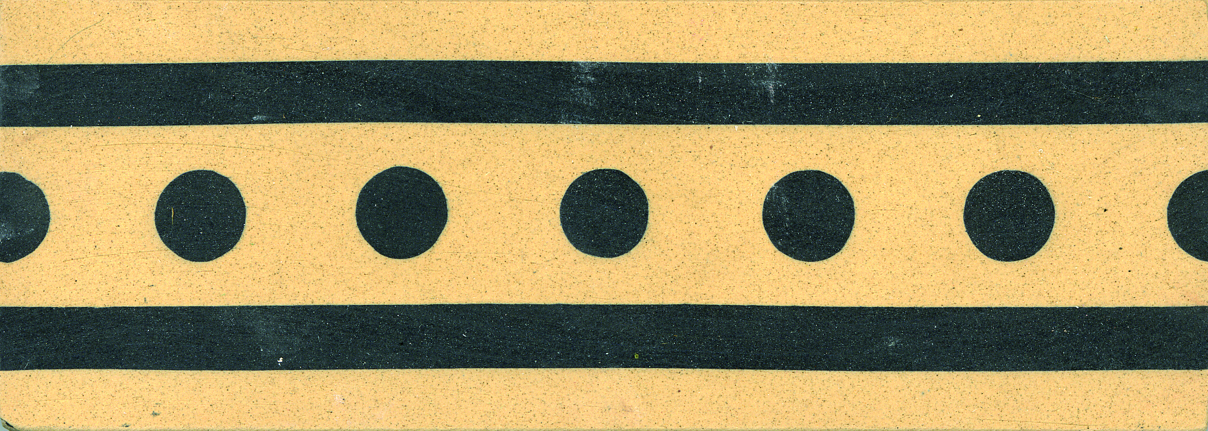 Encaustic Tile Border 152mm x 54mm B2003