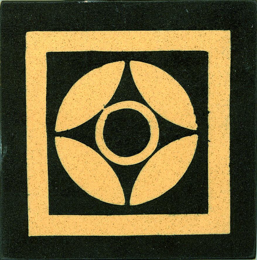 Encaustic Tile 75mmx75mm 3028