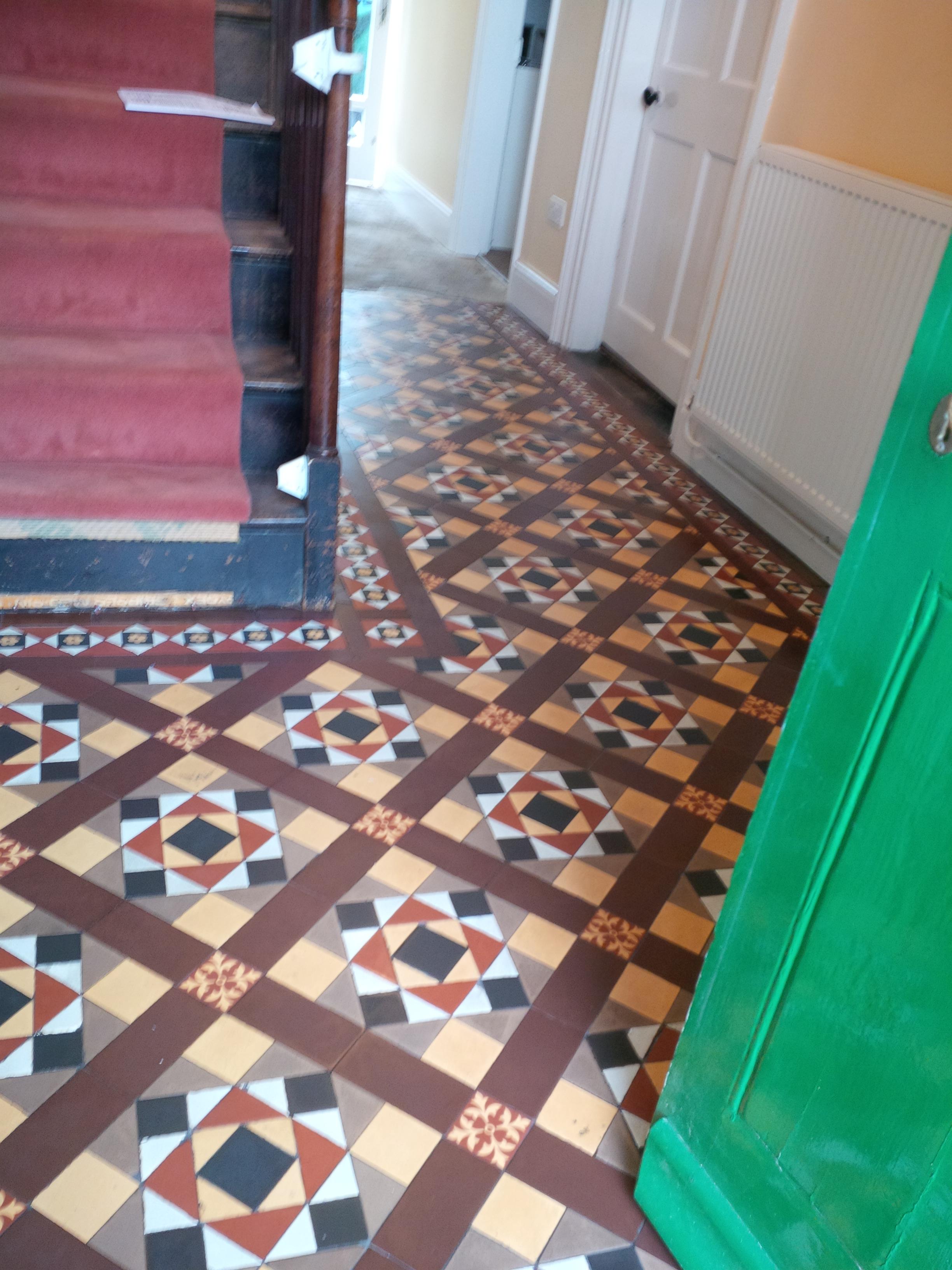 Godwin Tile Pavement