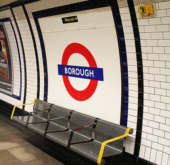 Borough Station - Northern Line