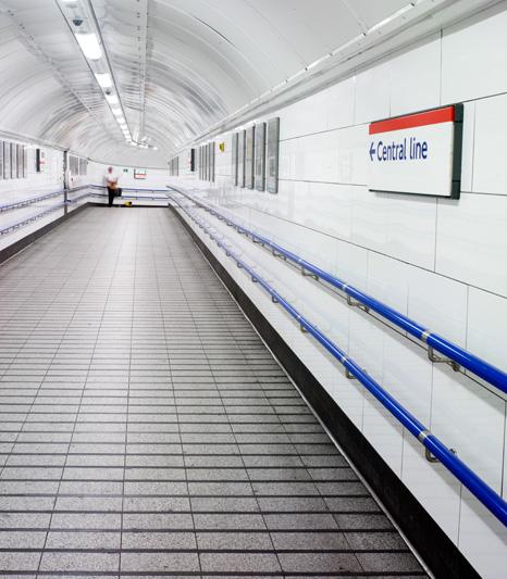 Oxford Circus - Central Line
