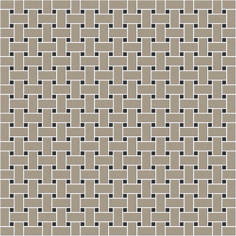 Basket Weave Pattern Pale Grey and Black.jpg