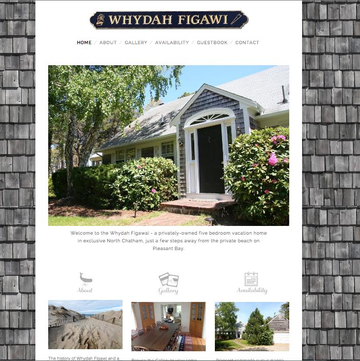 Whydah Figawi - A Cape Cod Rental 2014