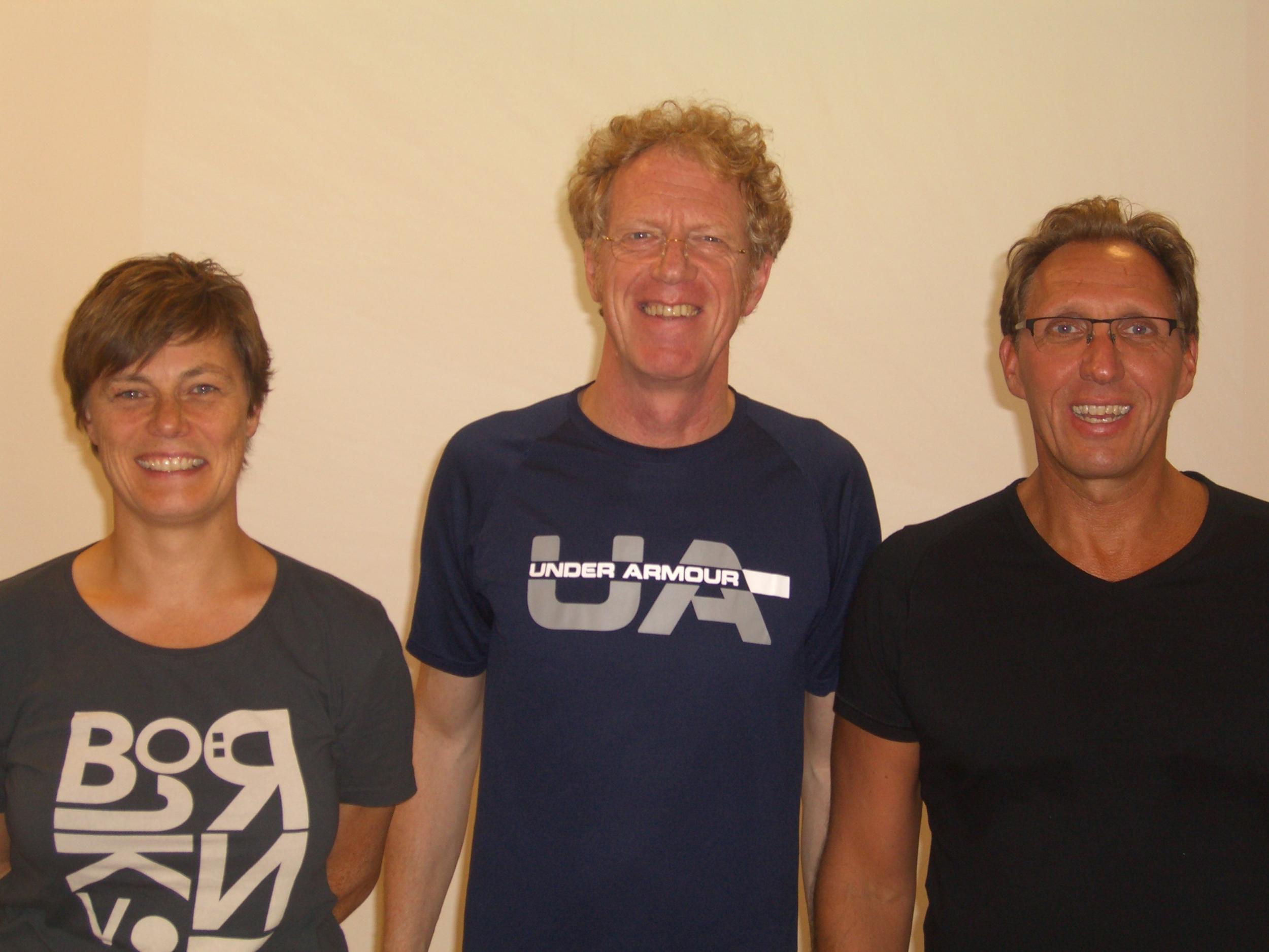 Kirsten Jacobi (links) und Karsten Huffmeyer (rechts)