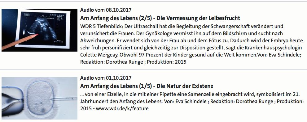 Quelle:  WDR Westdeutscher Rundfunk, Mediathek
