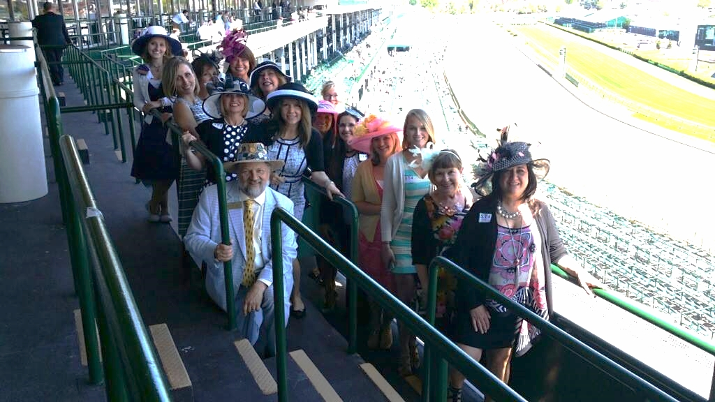 Photo from Stroke of Luck 2015  - Day at the Derby
