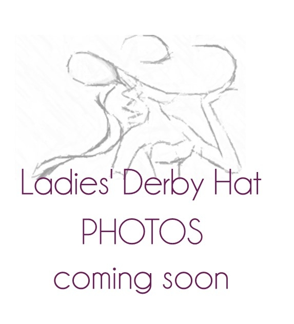 CHECK BACK SOON FOR PHOTOS OF THE 2017 LADIES' DERBY HAT