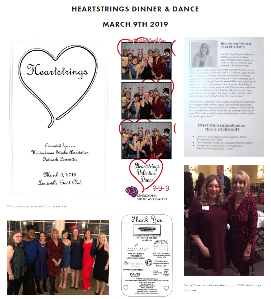 Click to view more photos and learn more about how well the 2019 Heartstrings Dinner and Dance went.