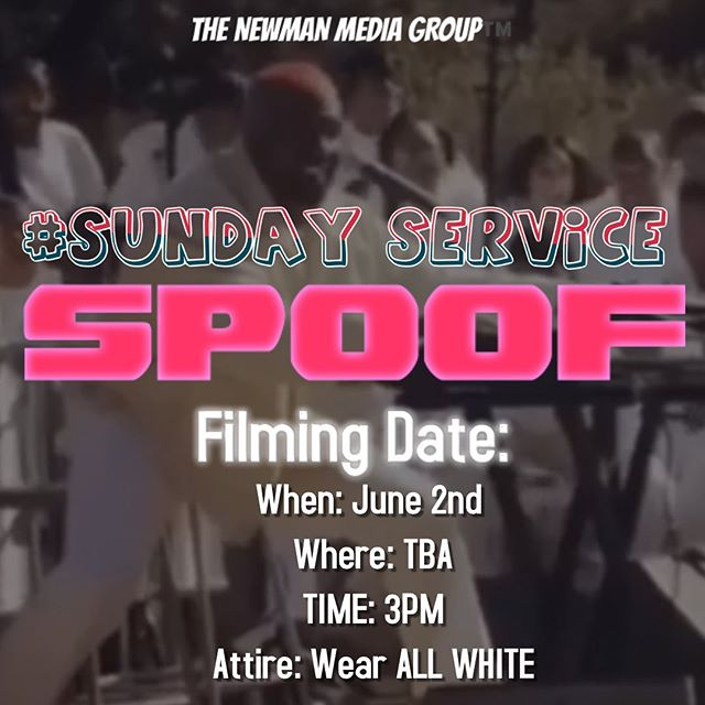 CASTING CALL!!! Birmingham, AL. Looking for people to be in the Choir! Men & Women Ages 21-35 FOR SERIOUS INQUIRIES DM FOR DETAILS #AfterService