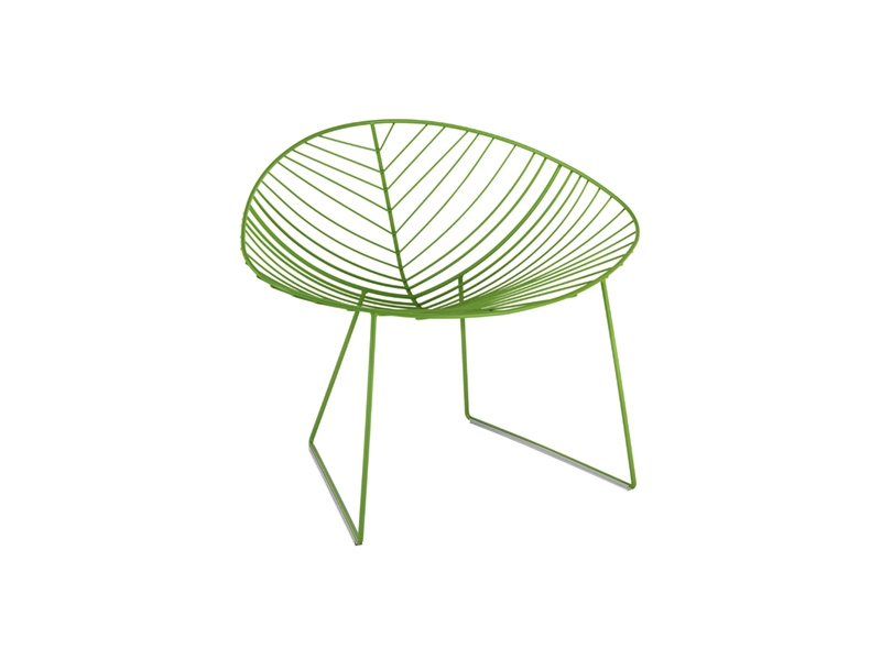 Leaf Chair with Sled Base/Hive Modern Price: $940  View Product Website
