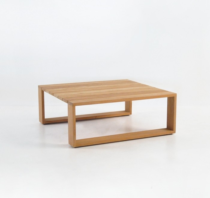 kuba coffee table  teak warehouse