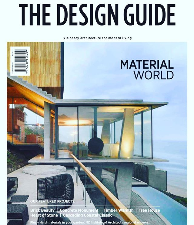 So happy to be included in The Design Guide in New Zealand among other beautiful projects by British, Italian and New Zealand designers.  Thank you, Tracey Sumich!
