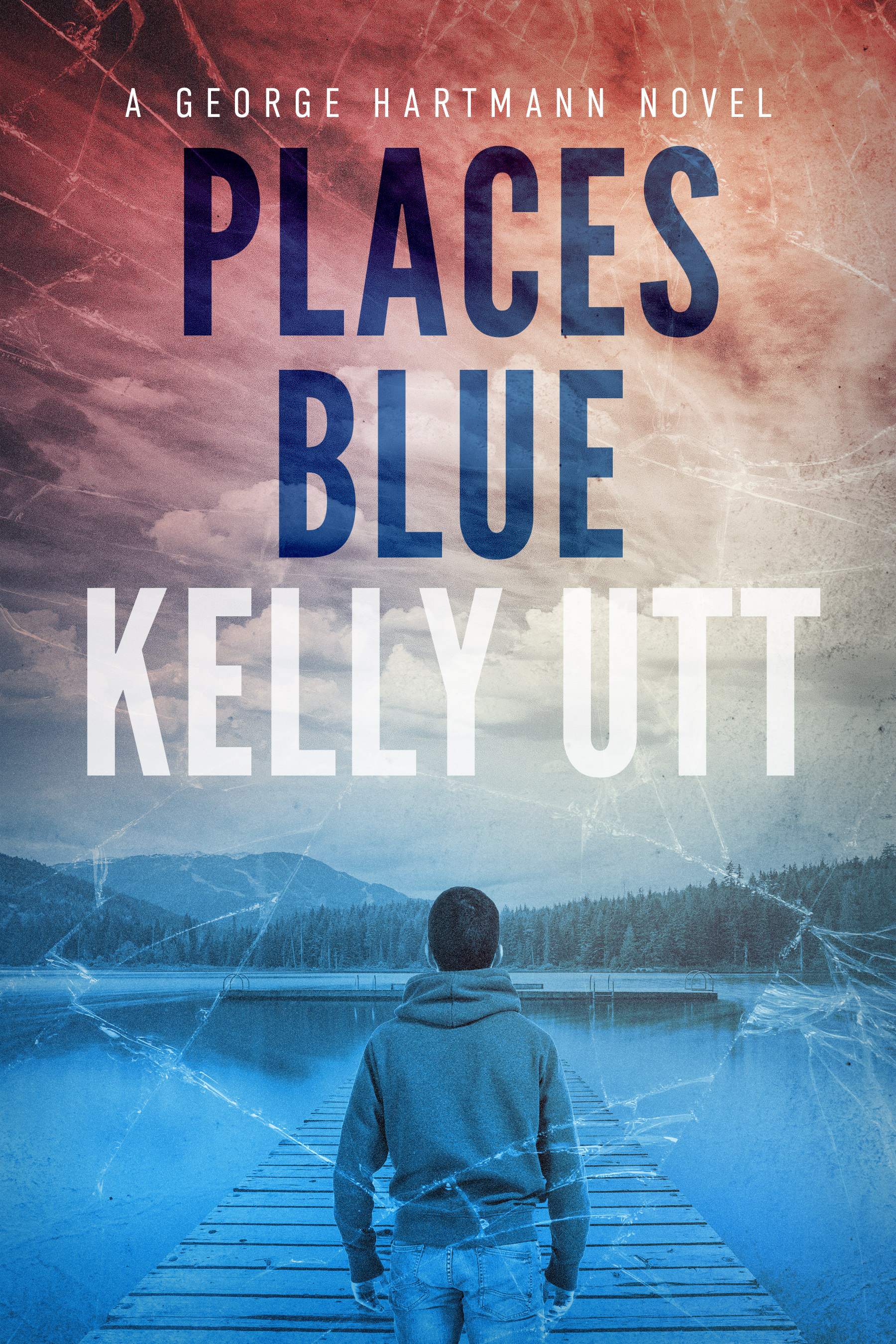 Copy of Places Blue - George Hartmann Book 3)