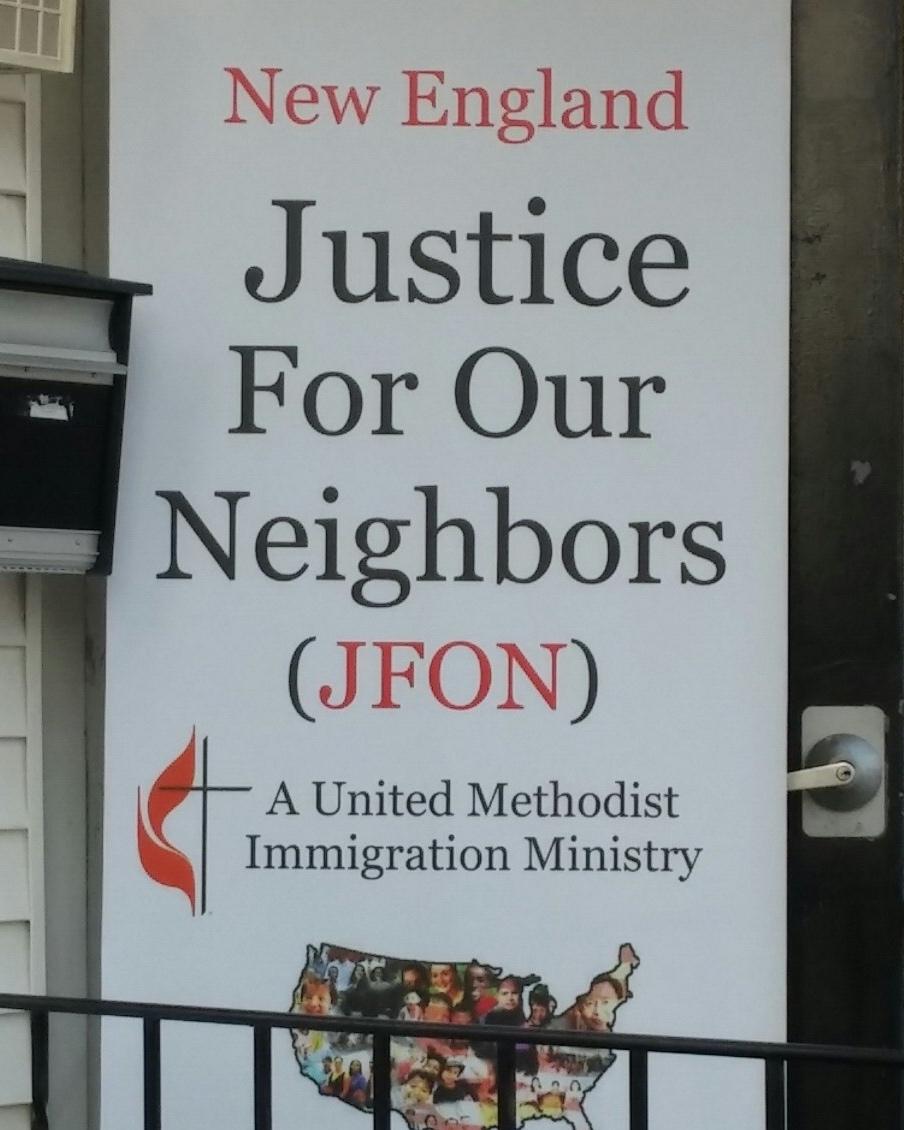 JFON - Woburn UMC, Woburn, Massachusetts