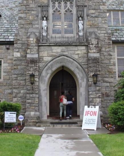 JFON - Trinity UMC, Springfield, Massachusetts