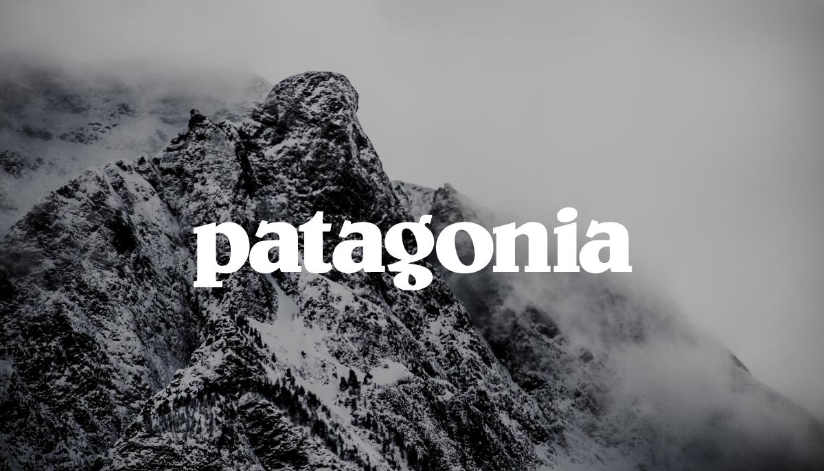 Patagonia Badge