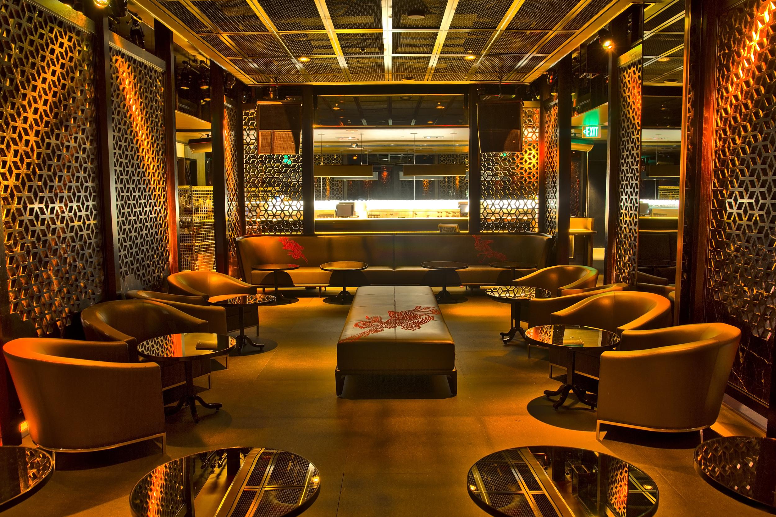 Ling Ling Lounge @ Hakkasan Nightclub, Las Vegas