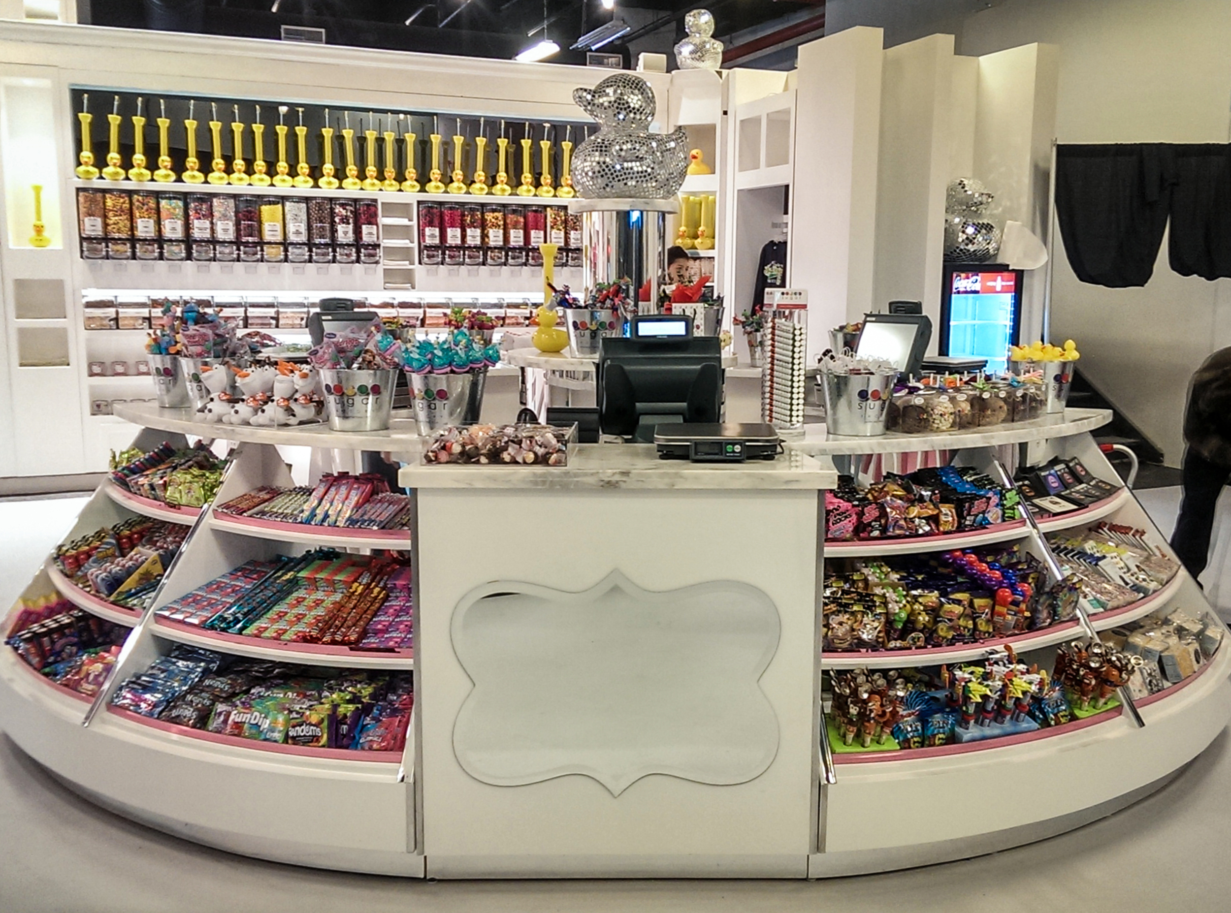 The Sugar Factory @ Barclay's Center