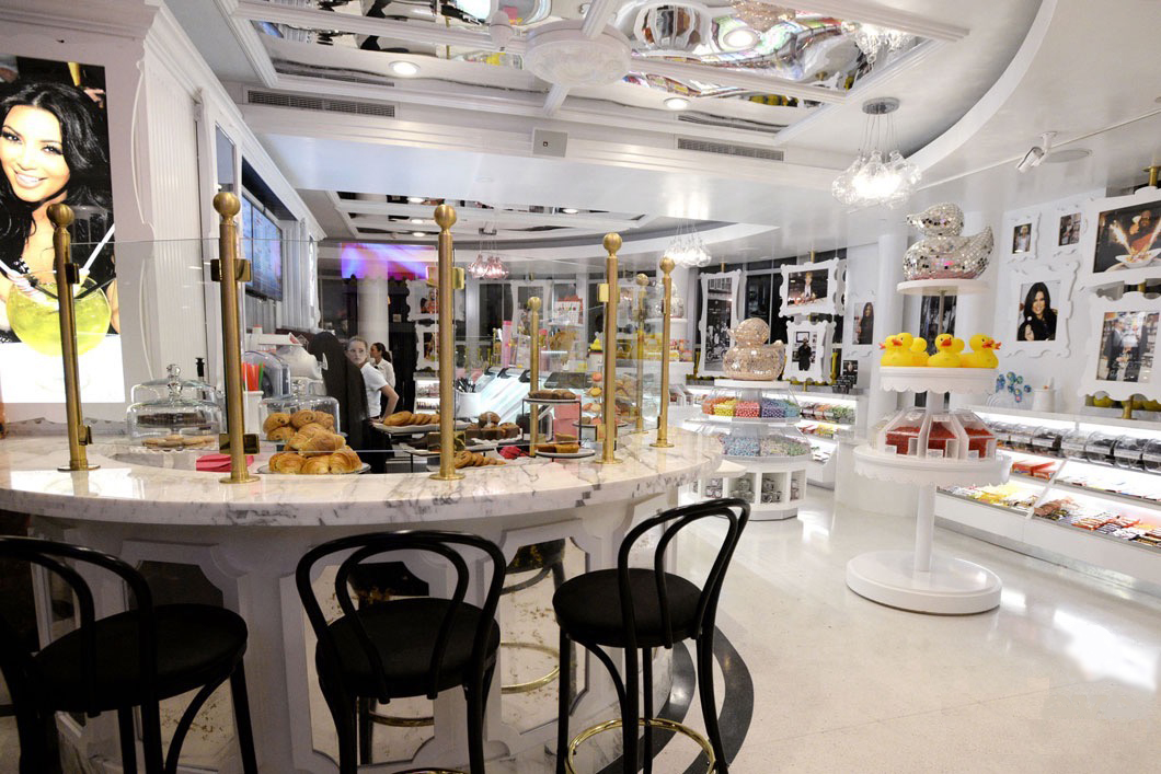 The Sugar Factory @ The Hotel Victor