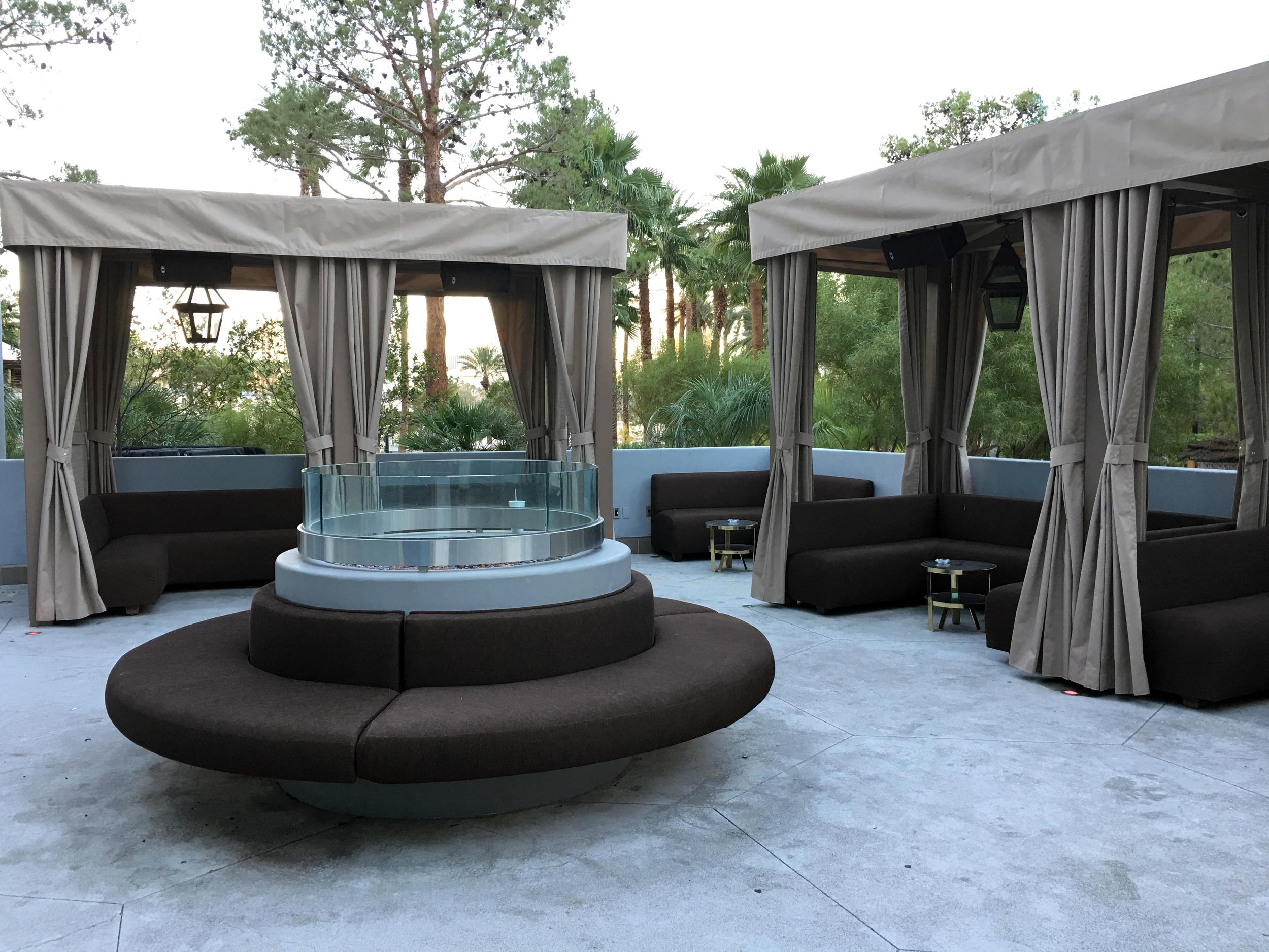 Vanity Terrace @ The Hard Rock Hotel