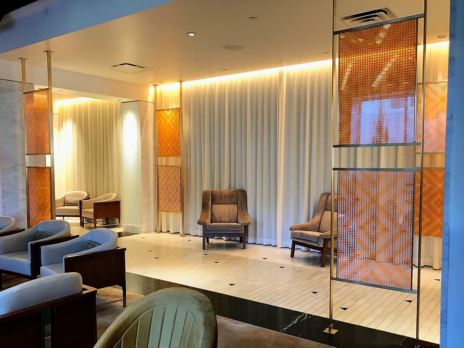 The Living Room Bar @ The W Las Vegas