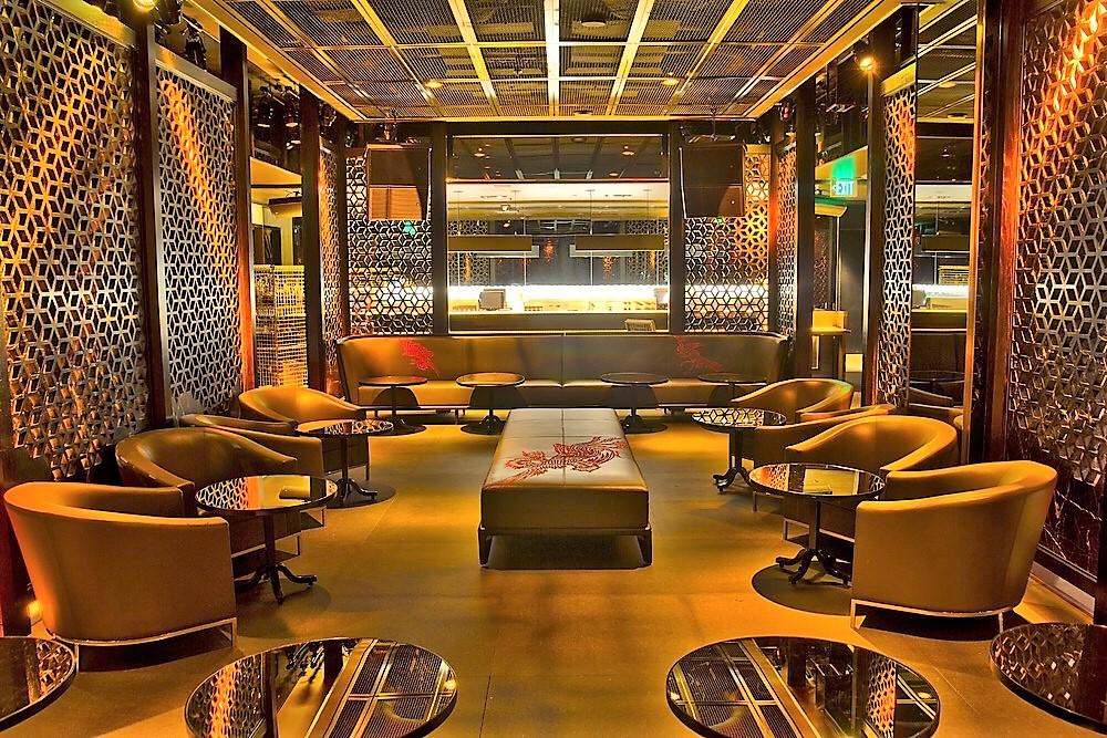 Ling Ling Lounge @ Hakkasan Las Vegas