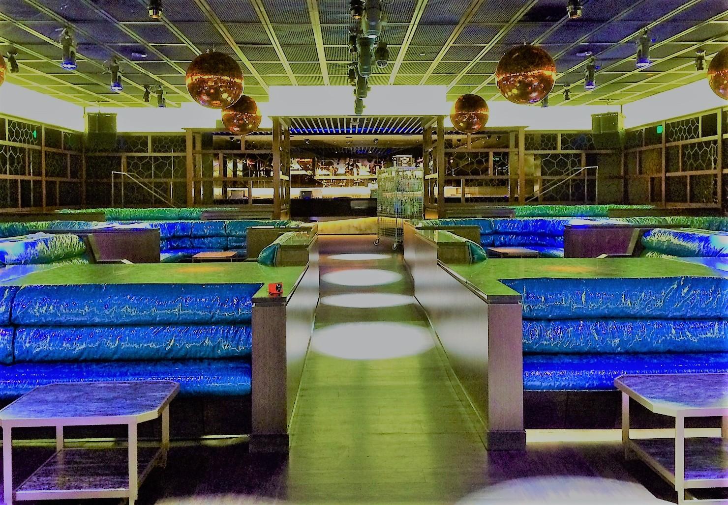 Ling Ling Club @ Hakkasan Las Vegas