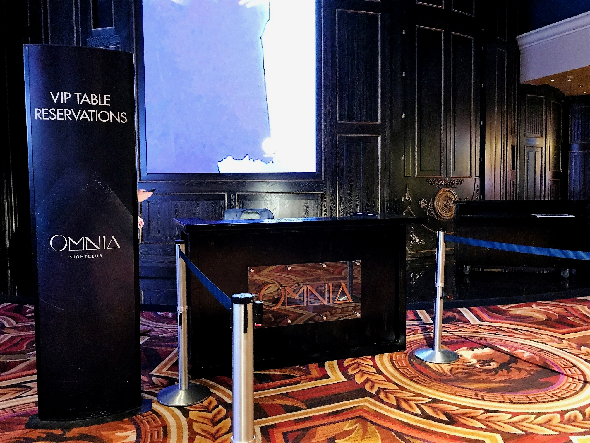 Omnia Nightclub Las Vegas