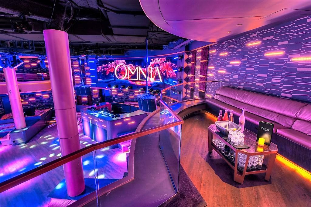 Omnia Nightclub SD