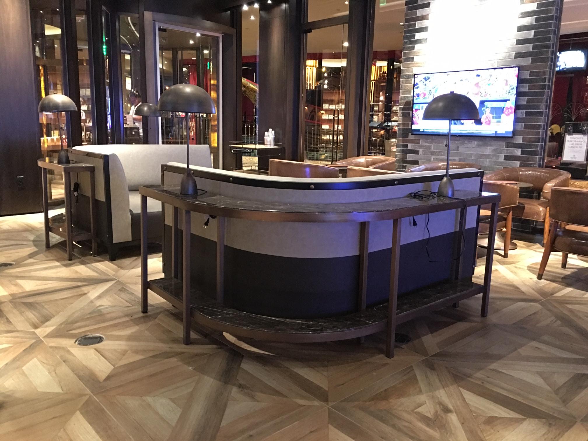 Montecristo Cigar Bar, Las Vegas