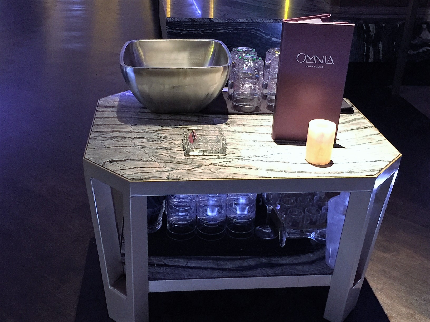 Heart of Omnia @ Omnia Nightclub Las Vegas