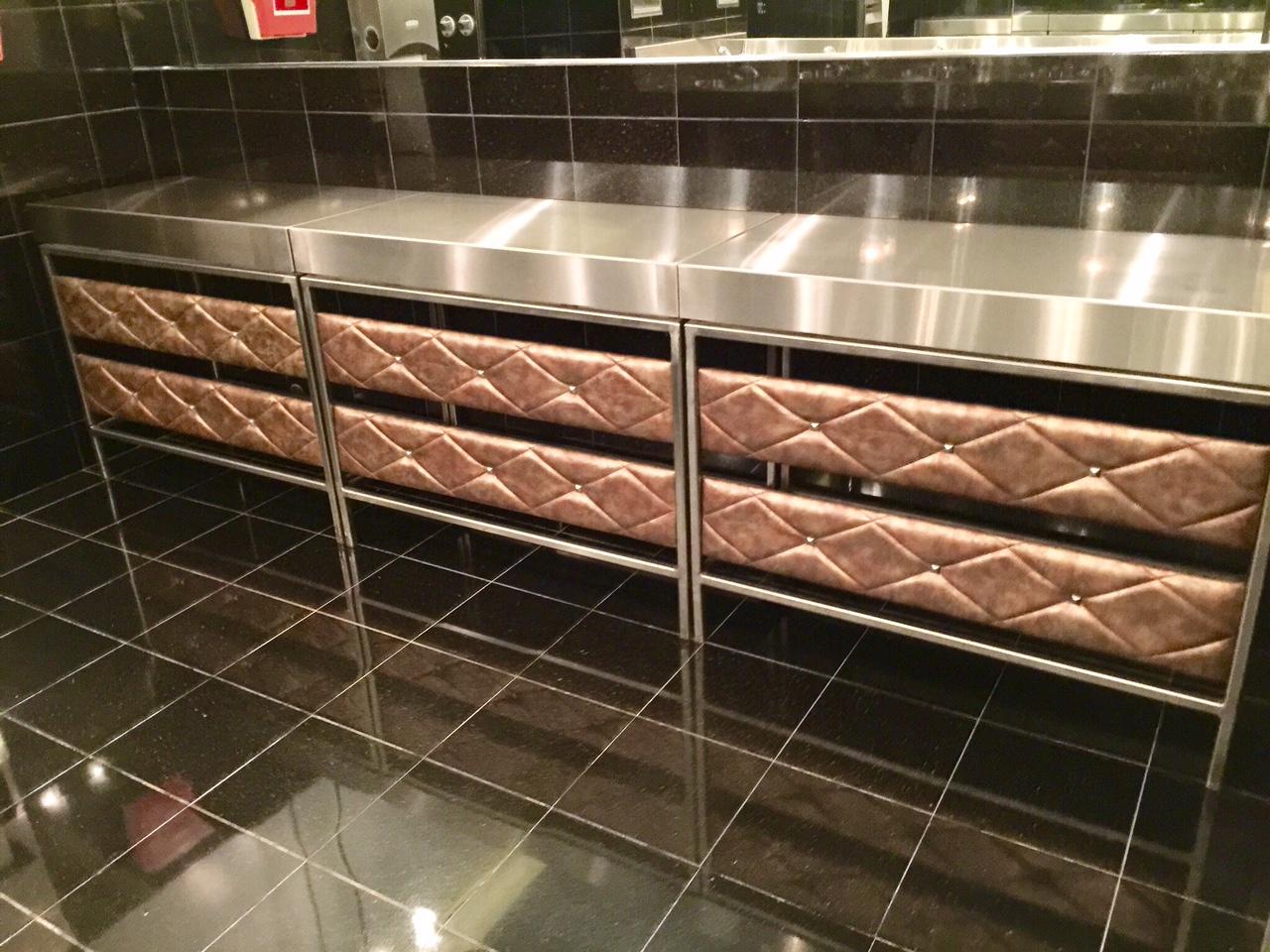 Pink Taco Bathroom @ Hard Rock Hotel, Las Vegas