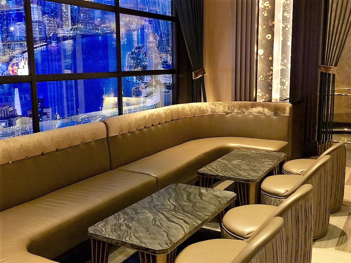 Tables @ Vista Cocktail Lounge, Las Vegas