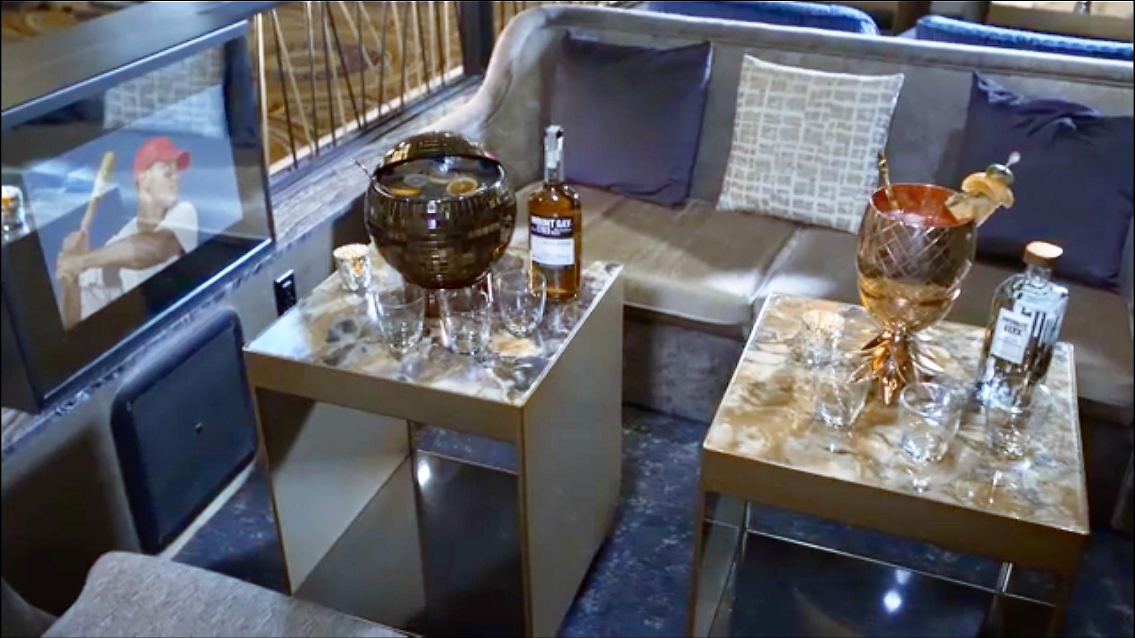 Tables @ Alto Bar, Las Vegas
