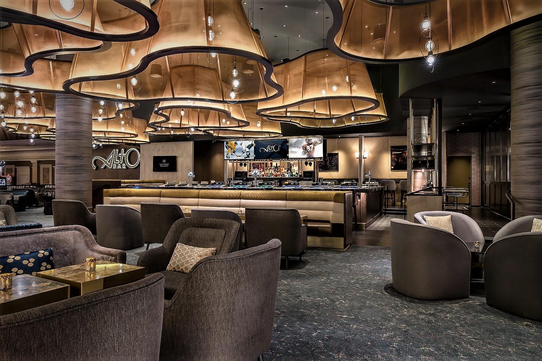 Alto Bar @ Caesars Palace, Las Vegas
