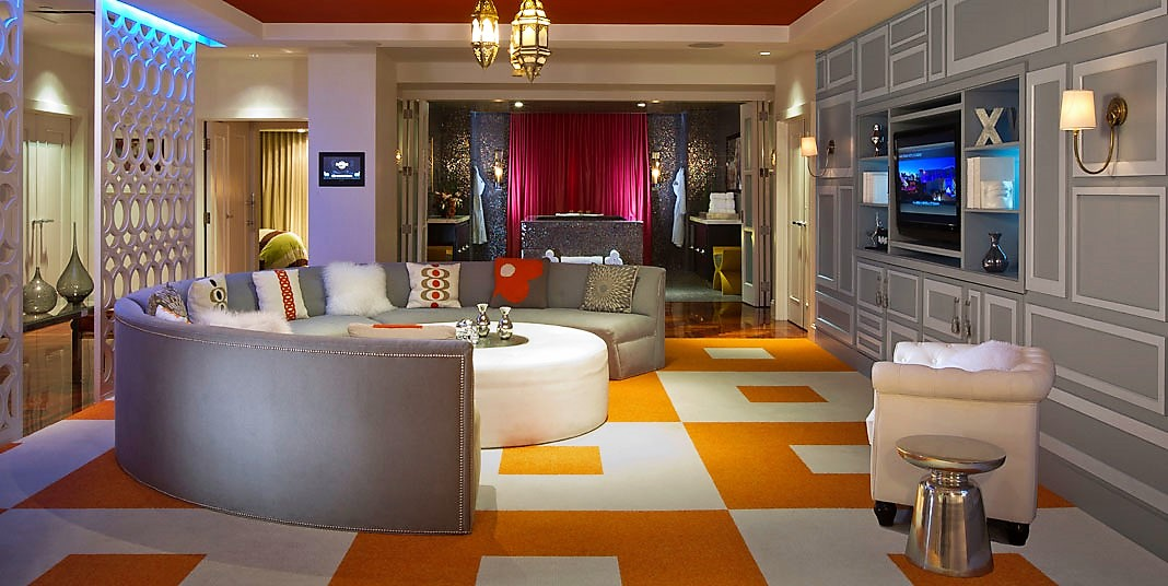 Real World Suite @ Hard Rock Hotel, Las Vegas
