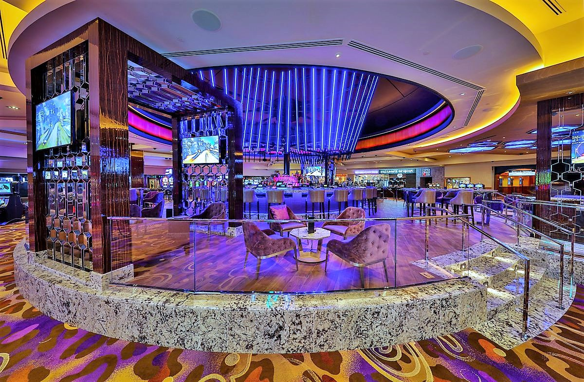 Center Bar @ Hard Rock Hotel, Las Vegas