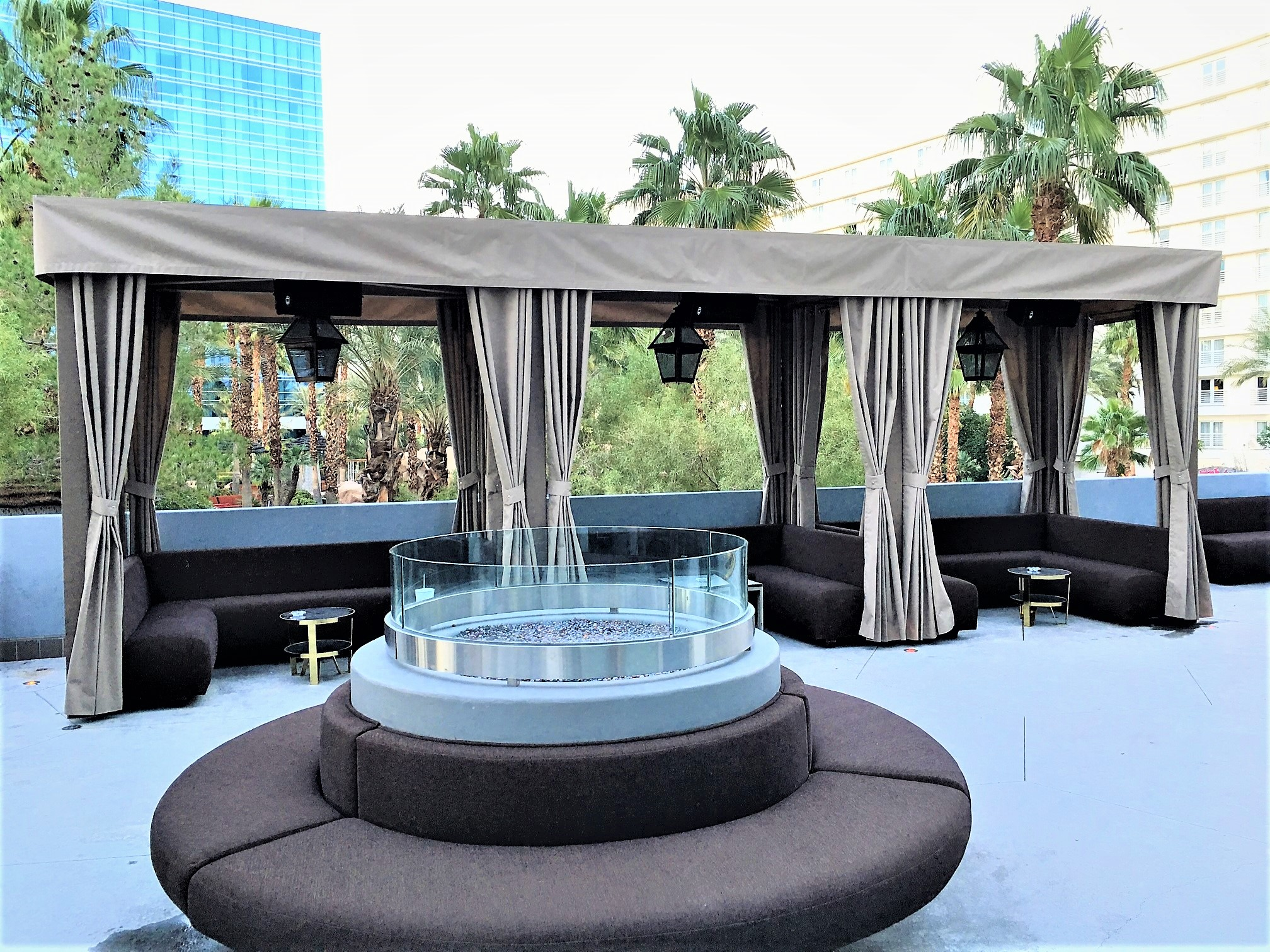 Vanity Terrace @ Hard Rock Hotel, Las Vegas