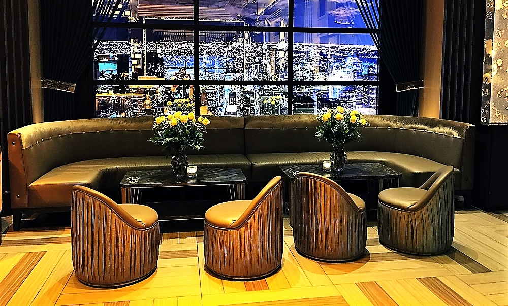 Vista Cocktail Lounge @ Caesars Palace, Las Vegas