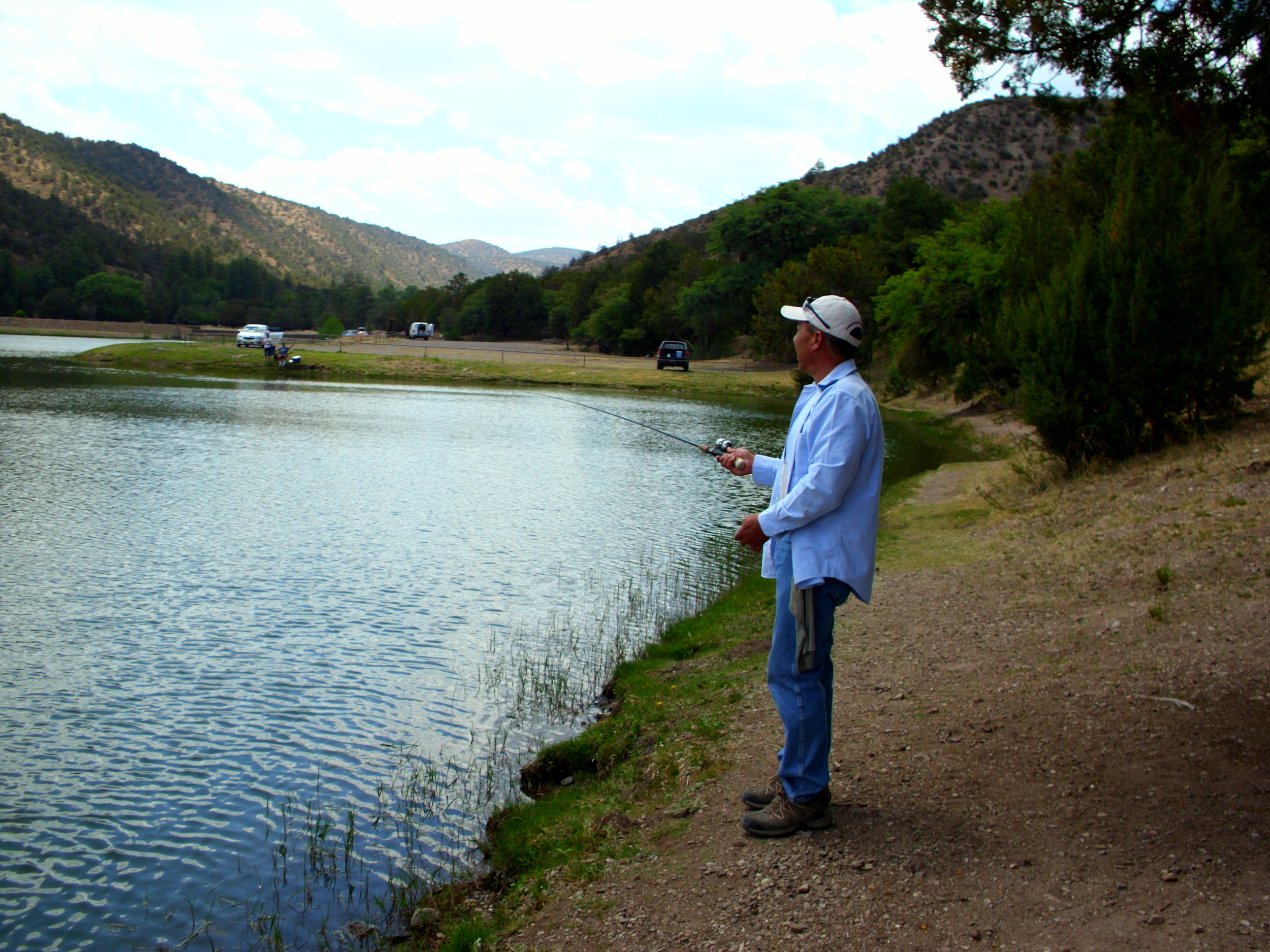rick fishing bear canyon lake.JPG