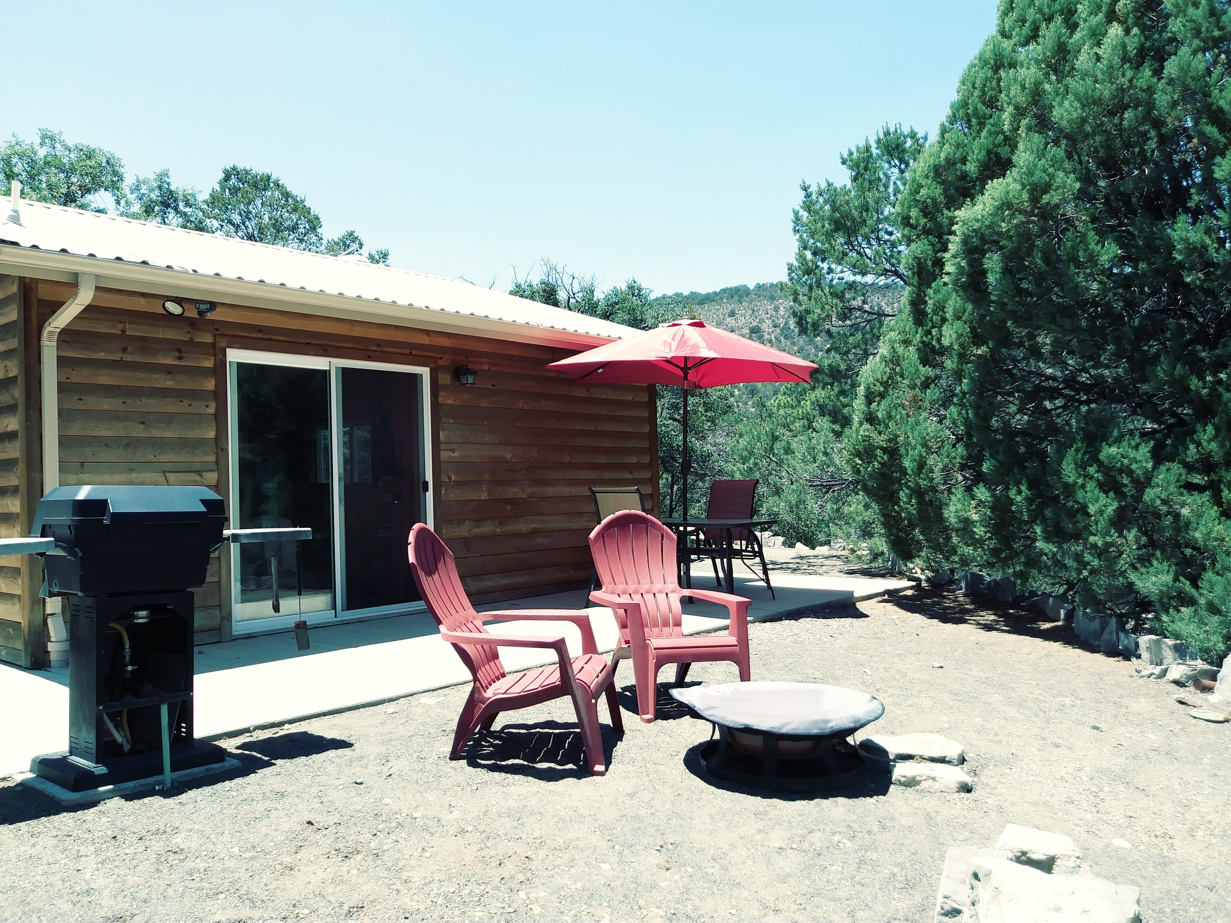 cabin rental, silver city, Gila national forest, new mexico