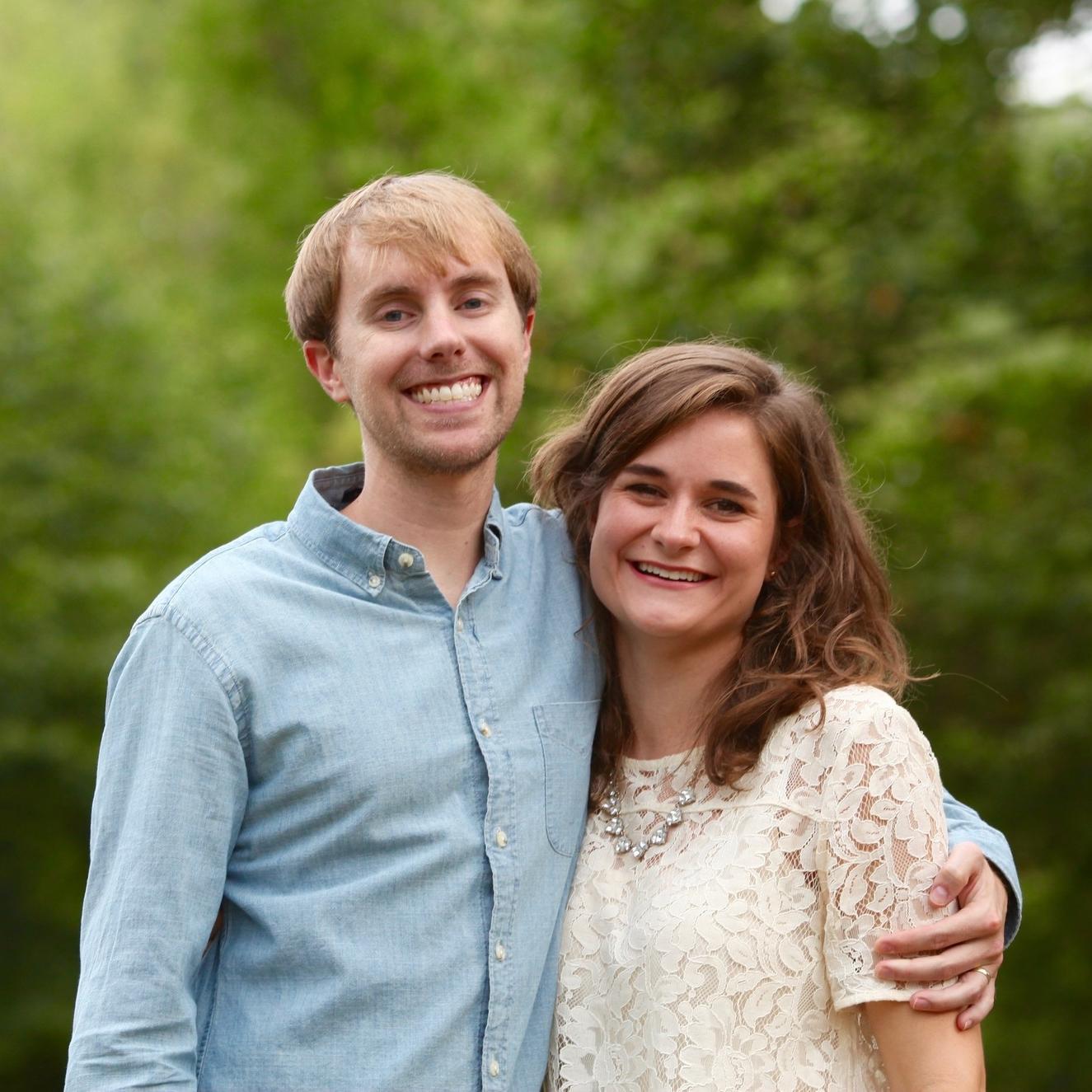 Drew & Lindsay Bryan; Resource Director and Women's Coordinator