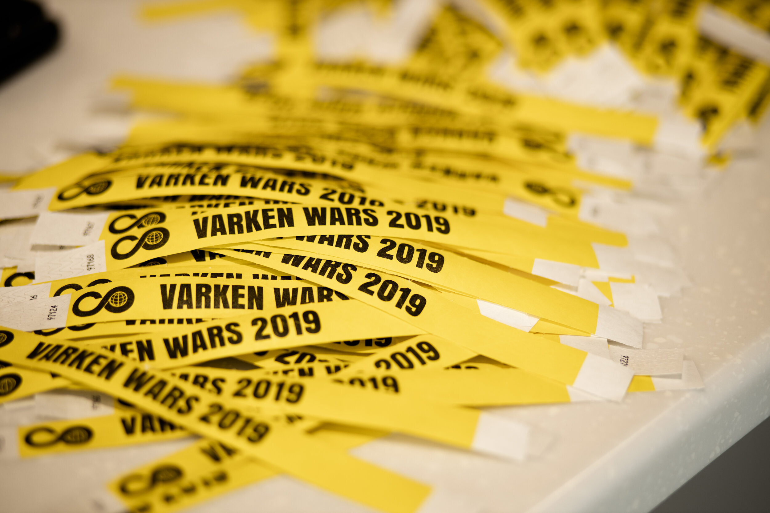 Varken Wars '19 : Day 1 - Before all the paintball… this happensPhotos by Reid McCandless