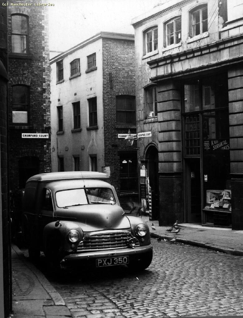 Hodson Square, 1959 ( Manchester Libraries )