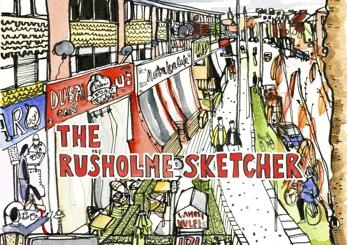rusholme sketcher skyliner