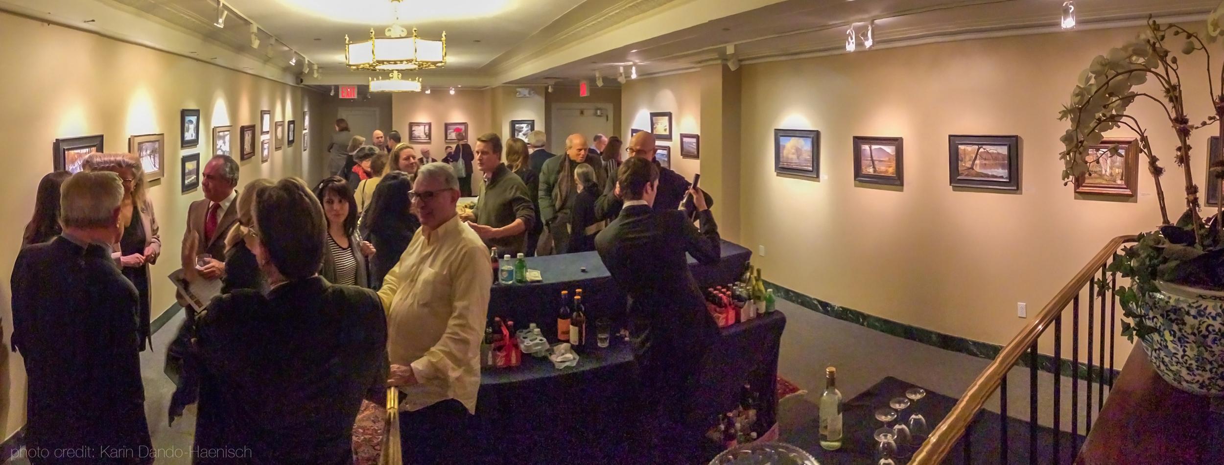 Artist's Reception Wednesday, December 10th, 2014
